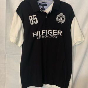 Tommy Hilfiger XL slim fit short sleeve polo